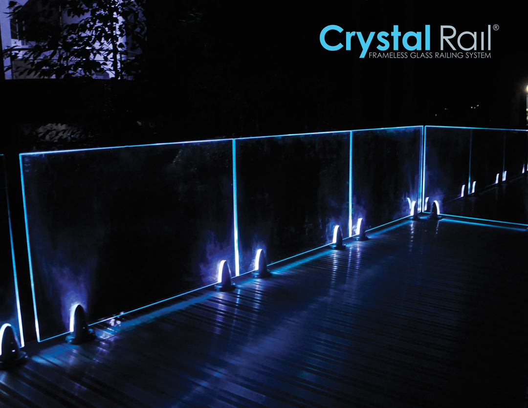 Crystal Rail Gallery