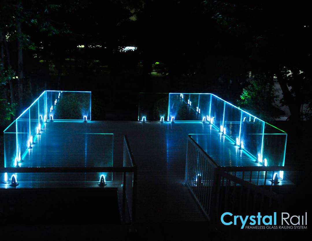 Crystal Rail Gallery