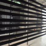 Powder Coating Rails