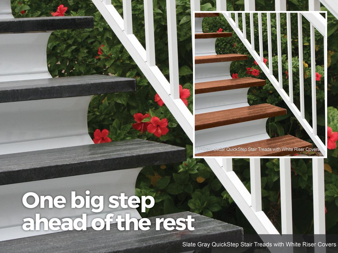 Quickstep Stair System