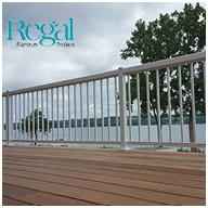 Regal Aluminum Railing