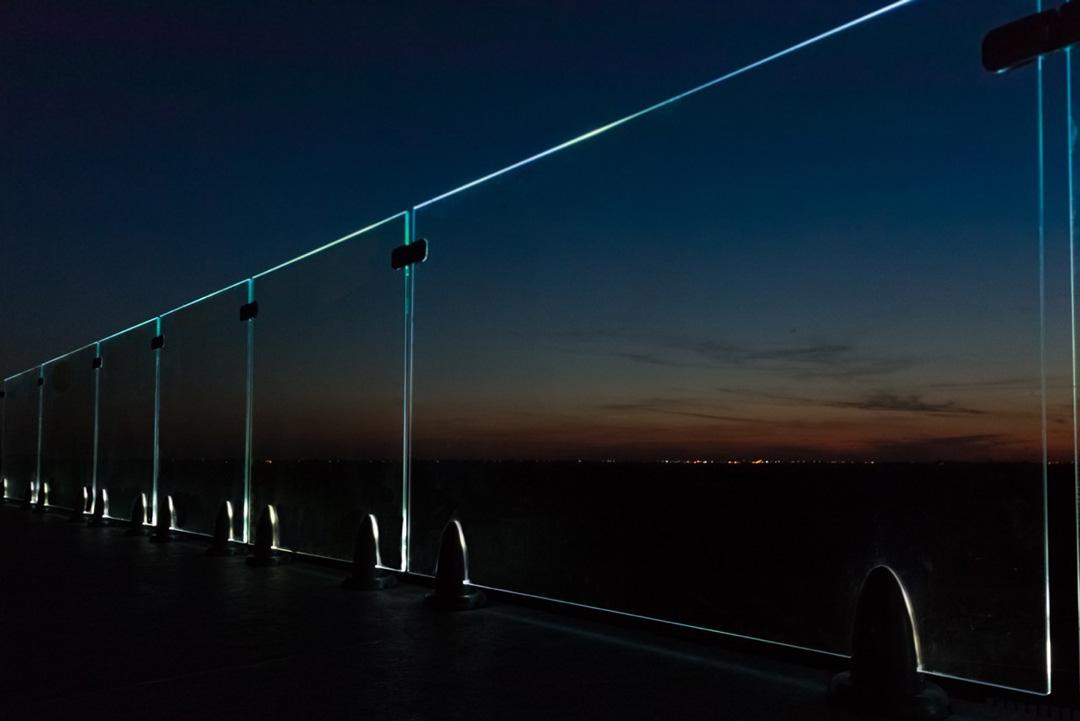 Crystalrail Frameless Glass System