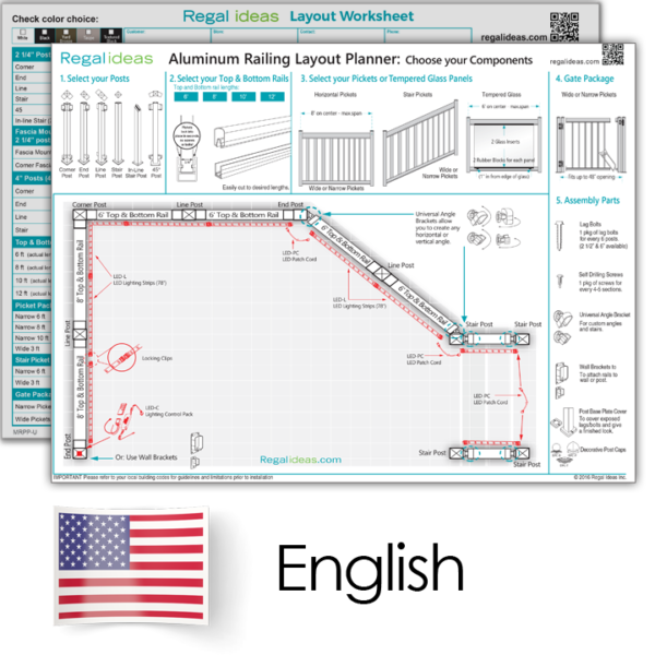 layout planner english