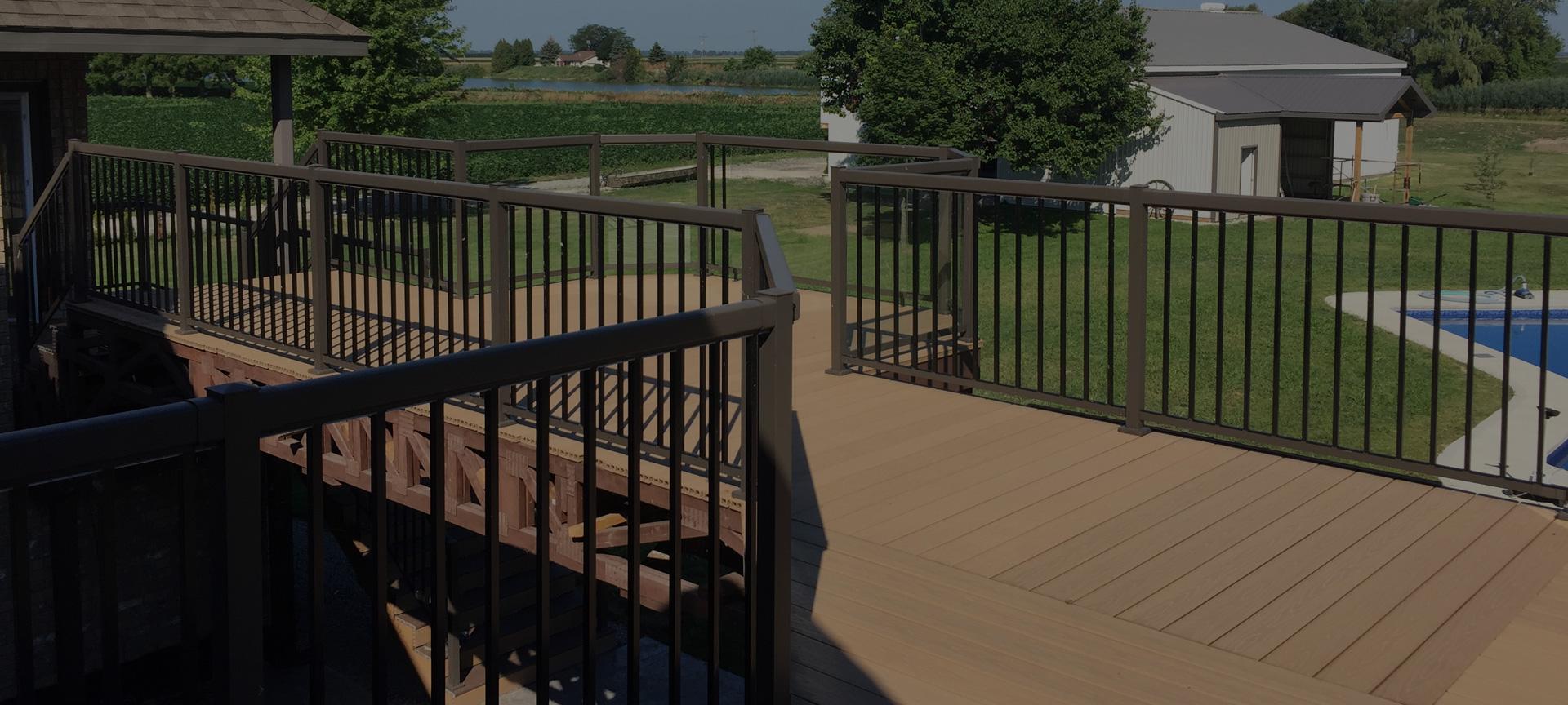 background railing