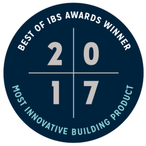 IBS17_MostInnovative Building Product w_white border