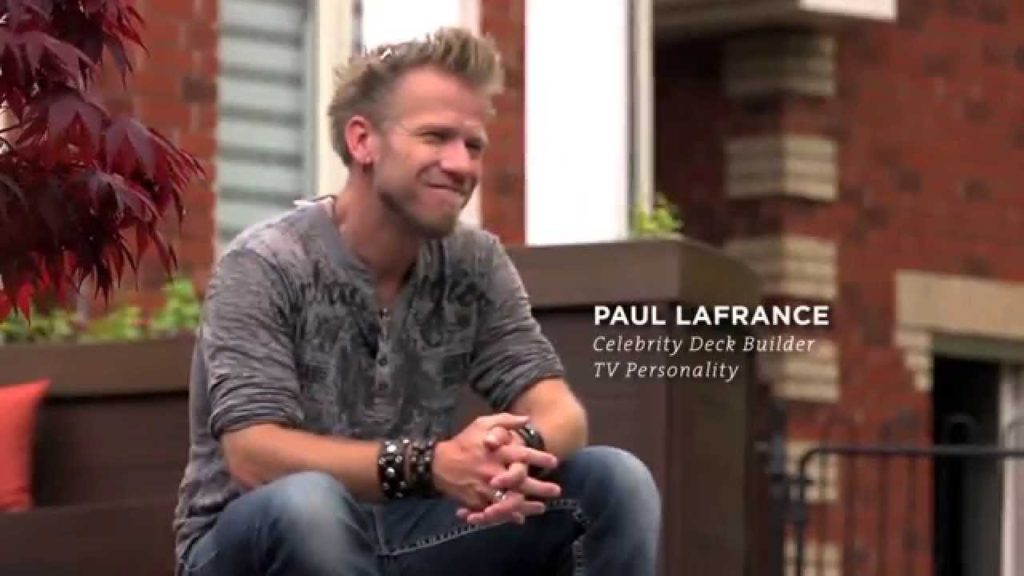Re Thinking The Deck With Paul Lafrance