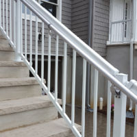 ADA | Secondary Handrail